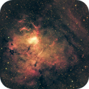 This nebula needs a name!,                                Frank Kane