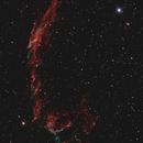NGC 6992 Dentelles du Cygne,                                Stephane Jung
