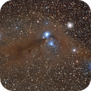 NGC6723 NGC6727 Dust and Gas in Corona Australis,                                Hata Sung