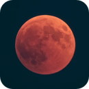 Animation of the Lunar Eclipse 2018-07-27,                                star-watcher.ch