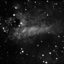 M17 Swan Nebula,                                Andrew H