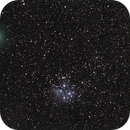 46P and M45,                                Eric Cauble