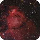 NGC 896 and IC1795,                                lowenthalm
