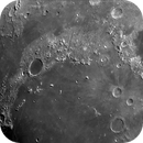 Plato, Alpine Valley, Archimedes, Mare Imbrium, Mare Serenitatis,                                Jesús Piñeiro V.