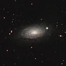 M63 - Sunflower Galaxy,                                pcyvr