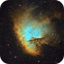 NGC 281 - Pacman in Narrow BAnd,                                DDS_Observatory