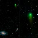 Comet C/2017 T2 PanSTARRS, M81, M82,                                Robert Van Vugt