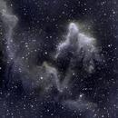 IC63 (Ghost Nebula),                                Ryan Haveson