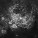 NGC 6357,                                Alex Woronow