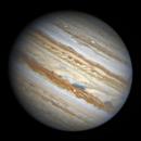 2020.4.15 Jupiter: Europa in transit,                                周志伟