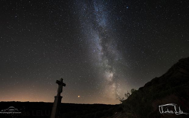 Milky Way,                                -Amenophis-