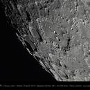 LUNA - Clavius crater,                                CHERUBINO