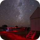 Nightscape under Tivoli's sky in Namibia - southern cross,                                Thorsten