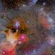 Rho ophiuchi cloud complex,                                tsk1979