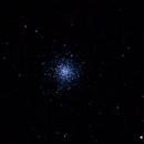 M13 ammasso globulare di Ercole,                                lucionegrini