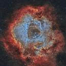 Rosette nebula,                                Ola Skarpen SkyEyE