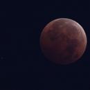 Lunar Eclipse with Uranus,                                Vincent Giranda