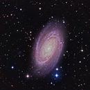 M81 Bodes Galaxy,                                Brent Jaffa