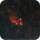 NGC 6334,                                Mark Sansom