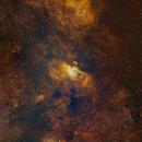 M16, M17 and NGC6604,                                Fred Bagni