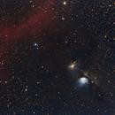"Messier 78 and ""Barnards Loop"",                                marco_gaisser"