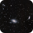 M81, M82 & NGC3077,                                phl
