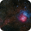 the Trifid, from alps,                                Gianni Cerrato