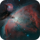 M42 - The Great Orion Nebula,                                David Augros