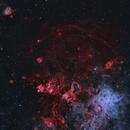 NGC 2070 HOO,                                Rodrigo González Valderrama