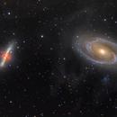 M81 M82,                                Bogdan Jarzyna