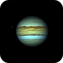 Júpiter   tránsito lunar,                                Abel