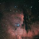 IC 1590, Pachman Nebula,                                Jeff Bennett