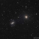 NGC5850 and NGC5846,                                Jason Guenzel