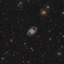 NGC 1365,                                Miroslav Horvat