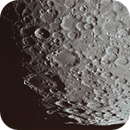 Craters Tycho and Clavius,                                Steven Bellavia