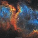 Soûl Nébula IC1848_IC1871,                                Sylvain Lefebvre