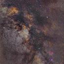 Milky Way - August 15,                                Edoardo Dusina