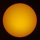 Soleil du 18 février 2018,                                Daniel Fournier
