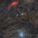 M45, NGC 1499,                                Maciej Zakrzewski
