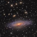 NGC 7331,                                Ola Skarpen SkyEyE