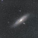 Messier 31,                                Dandre Thomas