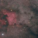 NGC7000,                                Marie