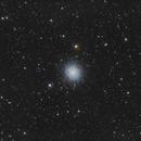 M13 - Amas globulaire d'Hercule,                                Nicolas Aguilar (Actarus09)