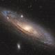 Andromeda (M31),                                Ciaran