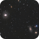 M77 and NGC1055,                                Rayman Chen