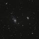 NGC 3718 - Arp 214 and NGC 3729,                                Uwe Deutermann
