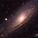 M31 Andromeda Galaxy,                                orionhunter