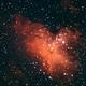 Eagle Nebula , M16, NGC 6611,                                Richard Blackshaw