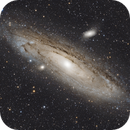 M31 - Andromeda Galaxy,                                Jinyoung