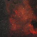 NGC7000,                                Michael Schulze